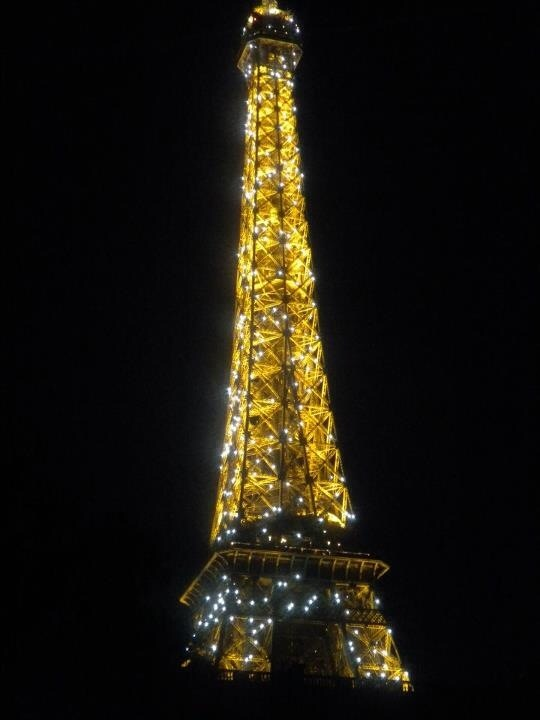 Twinkling Tour Eiffel